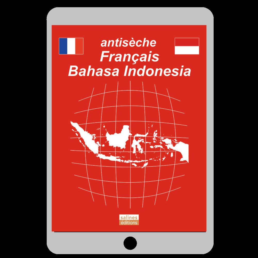 Couverture Antisèche Français - Bahasa Indonesia