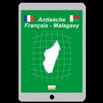 Couverture ebook antisèche malagasy