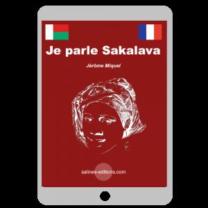 Couverture ebook Je parle Sakalava
