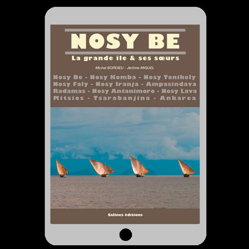 Couverture ebook Nosy Be, la grande île et ses sœurs