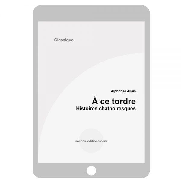 Couv. livre À se tordre - A. Allais