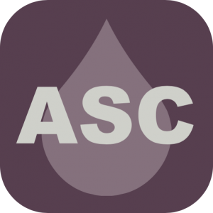 Logo de l'application ASC