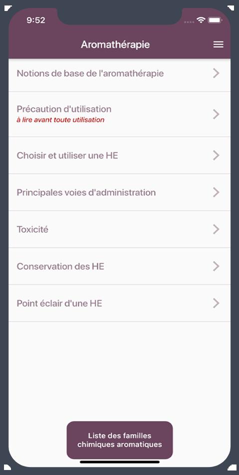 Slider écran smartphone - ASC