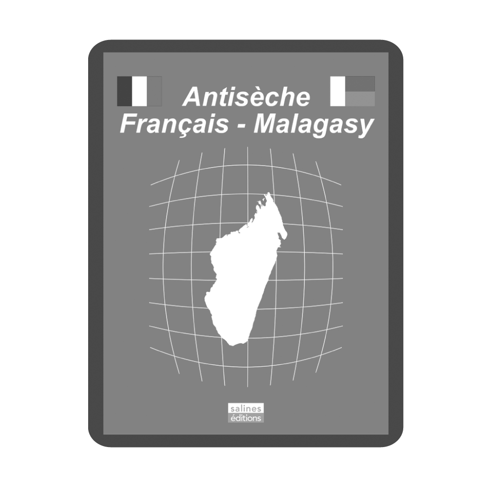 Couv. liseuse antisèche malagasy