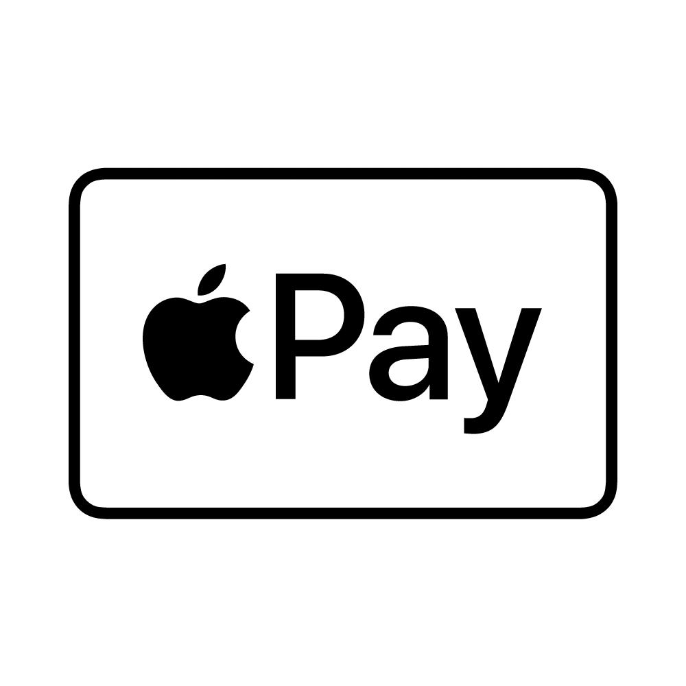 Logo paiement sécurisé - Apple Pay